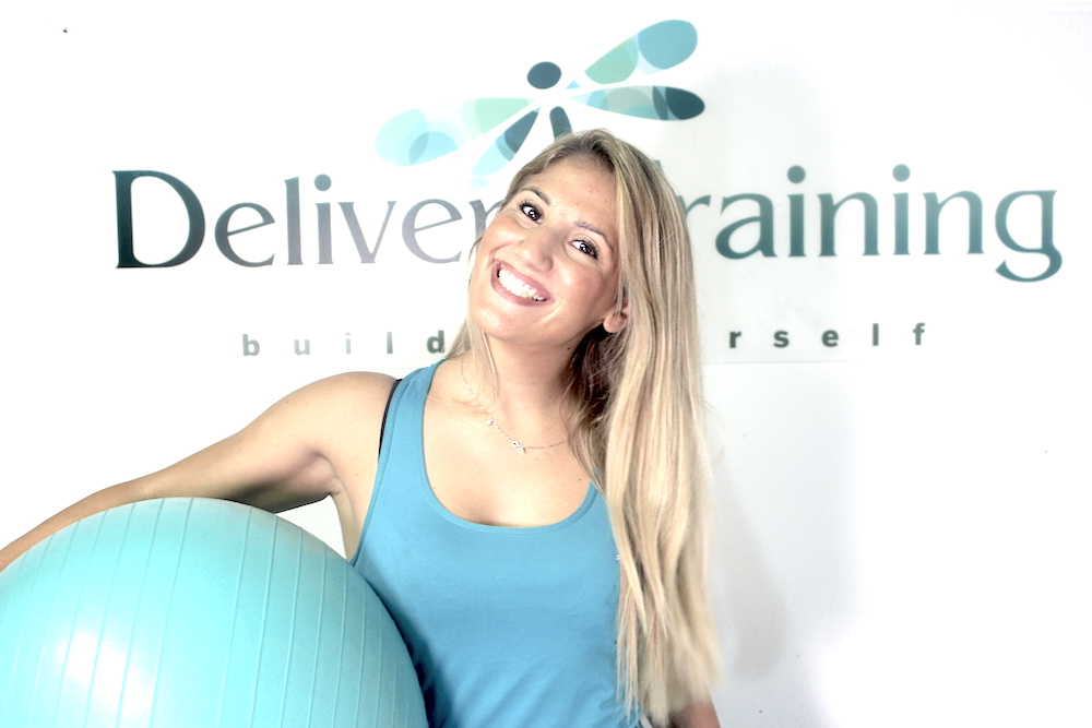 palestre low cost e personal trainer, delivery training milano, giulia garavaglia personal trainer, pt milano, fitness, fitball, swissball, functional training